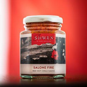 Salone Fire jar