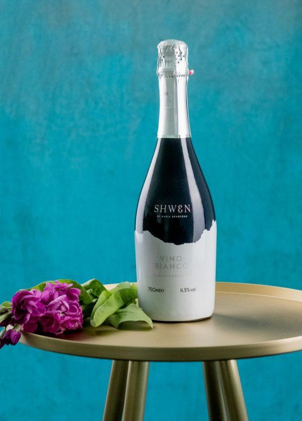 Shwen Shwen Prosecco Bottle